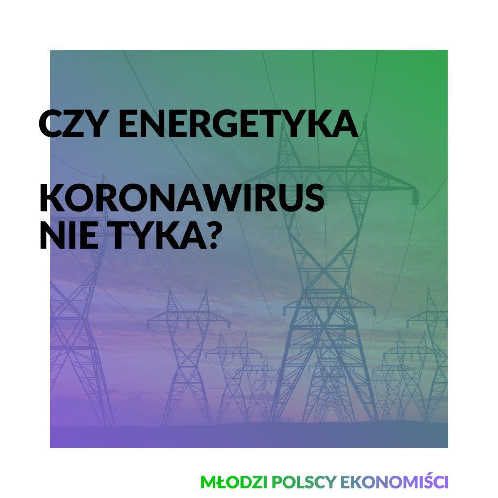 Energetyka koronawirus