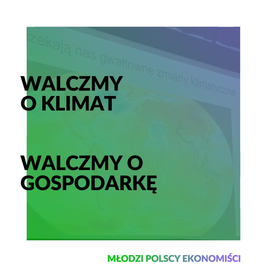 Klimat gospodarka