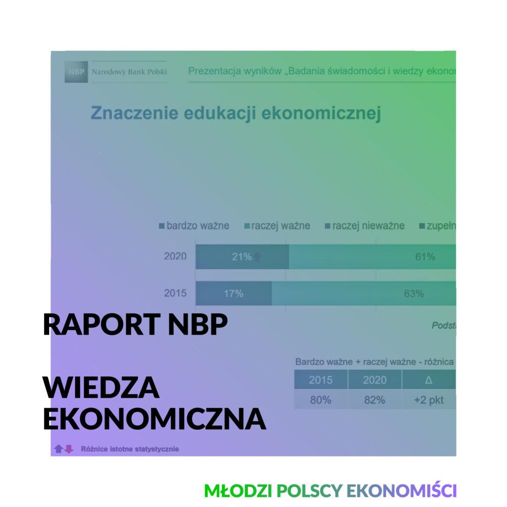 wiedza ekonomiczna nbp