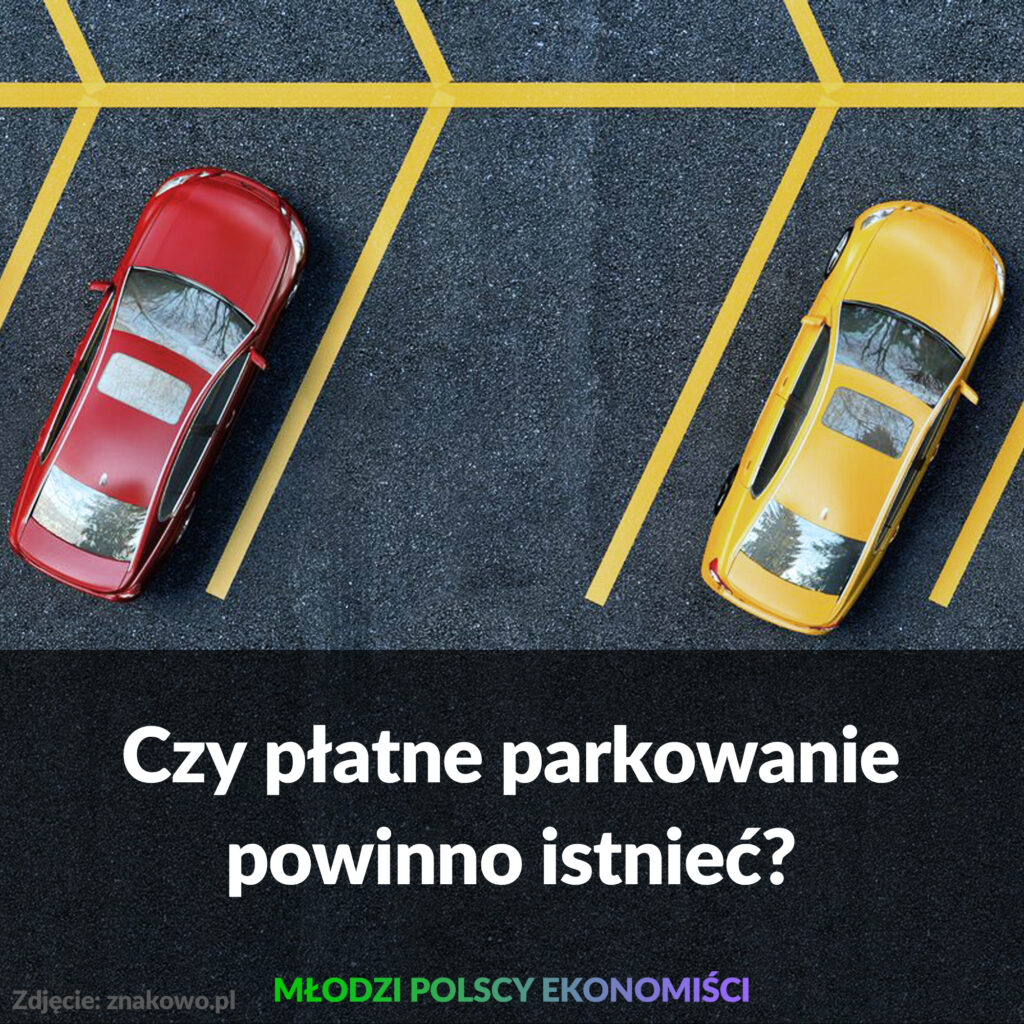 płatny parking