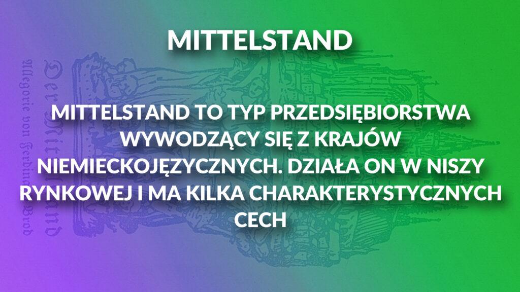 mittelstand